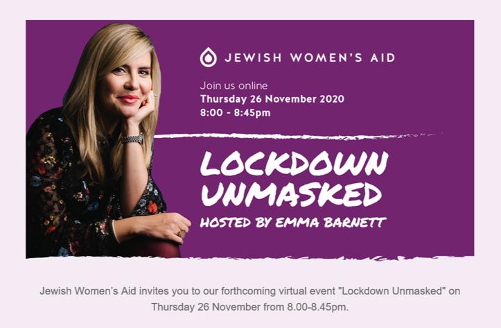 Lockdown Unmasked hosted by Emma Barnett